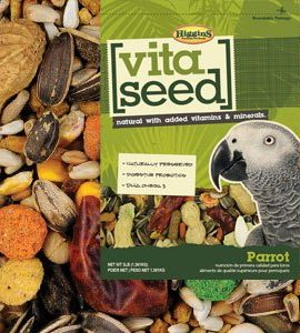 Higgins-466145-Vita-Seed-Parrot-Food-for-Birds-25-Pound-0