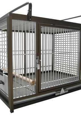 KINGS-CAGES-LARGE-ALUMINIUM-PARROT-TRAVEL-CARRIERS-CAGE-ATM-2029-bird-cages-0