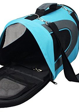 A And E Cage Co Soft Sided Travel Bird Carrier