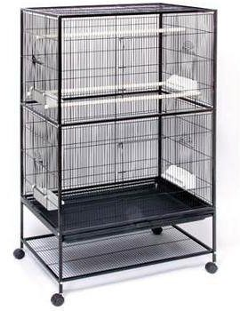 Prevue-Hendryx-Pet-Products-Wrought-Iron-Flight-Cage-0-0